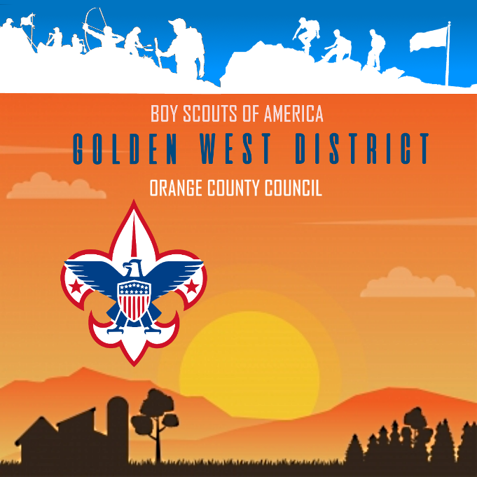 Golden West Logo